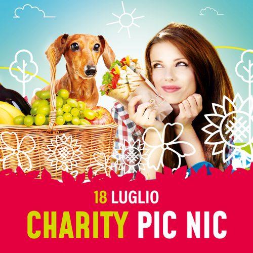 charity picnic 18 luglio